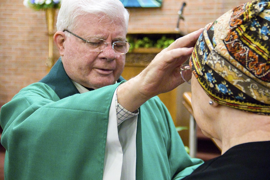 Anointing of the Sick image